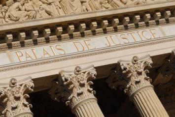 Marseille, le jury devant la Cour d'assises des Bouches du Rhône