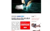 médias français sur une affaire de faute médicale commise par un gynécologue