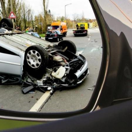 Avocat victime d'accident de la route en tant que passager à Alès