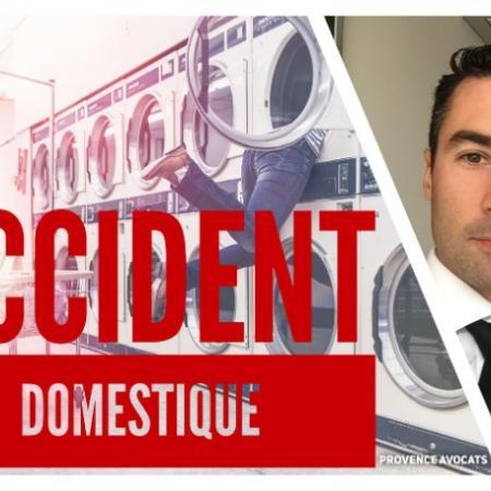 Avocat pour indemnisation en cas d'accident domestique ou accident de la vie Marignane
